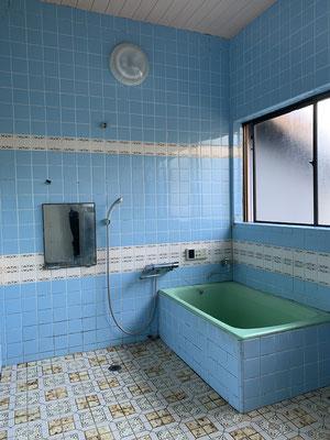 在来 タイル 浴室 風呂 バス リフォーム