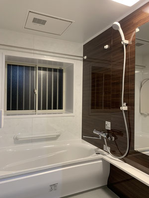 浴室リフォーム TOTO システムバス