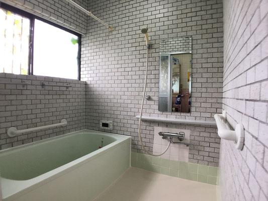 浴槽交換 バスタブ 浴室シート施工