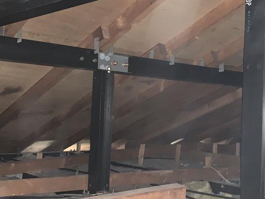 屋根裏(天井裏) 通気口 設置