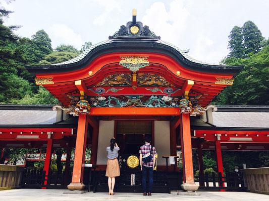 Kirishima shrine Kagoshima