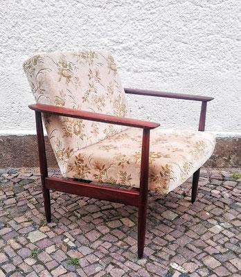 04 - Lehnstühle 70er Jahre, 4 Stück
