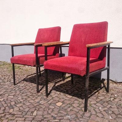 01 - 70er Jahre Stühle, 2 Stück