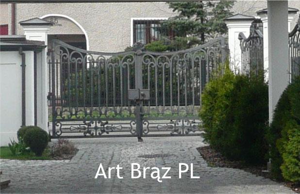Hochwertige Schmiedekunst & Konservation in Metall • von Firma Art Brąz Warszawa/PL • Quelle: Firmendienst-Igel