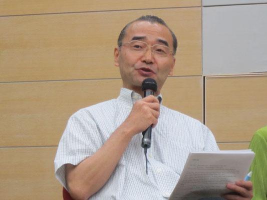 荻野静男 オペラ/音楽劇研究所長