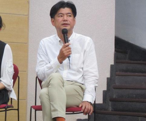 沼野雄司氏