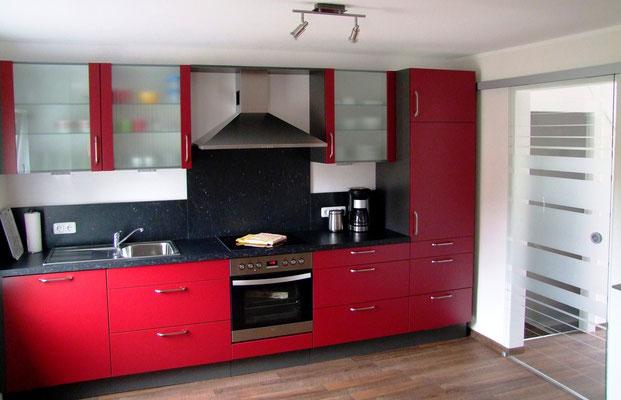 Die moderne Küche