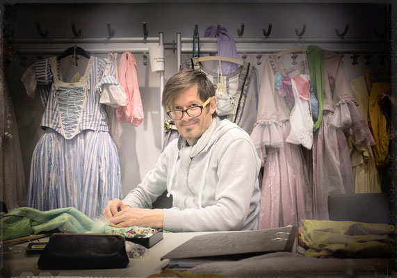 Christian Andresen, Kostümbildner aus Berlin