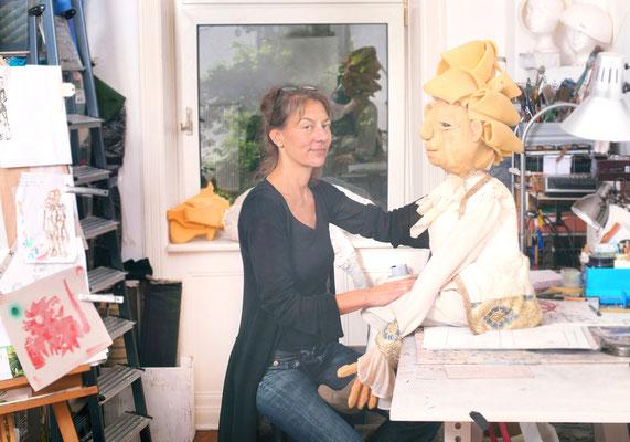 Silke von Patay, Kostümbildnerin