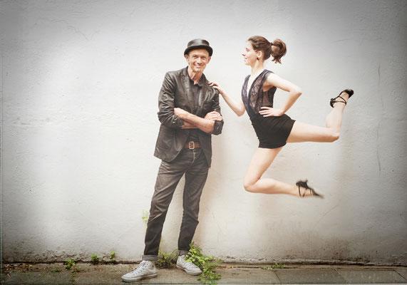 Abi Wallenstein & Ruby Doo, Tänzerin aus Hamburg