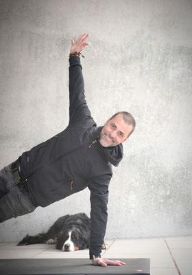Kai Kaufmann, Yogalehrer