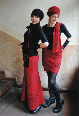 © Manuela Gebhardt-Scholz, Atelier für Textiles Gestalten, Straubinger Kunsthandwerkermarkt