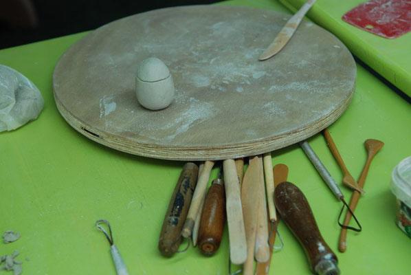 © H.Ritsch,Keramik Auf der Spek,toepferkurse
