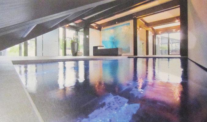 Element Wasser - HUF Haus Art 9 Musterhaus Hartenfels