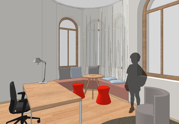 Praxis für Kinder- und Jugendpsychiatrie, Cottbus - Büro 2