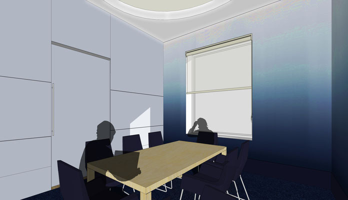 Beratungsraum - Variante 1