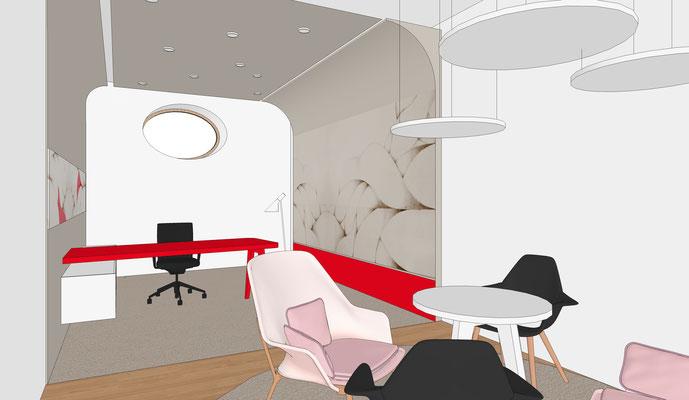 Sparkasse Finsterwalde - kleines Büro