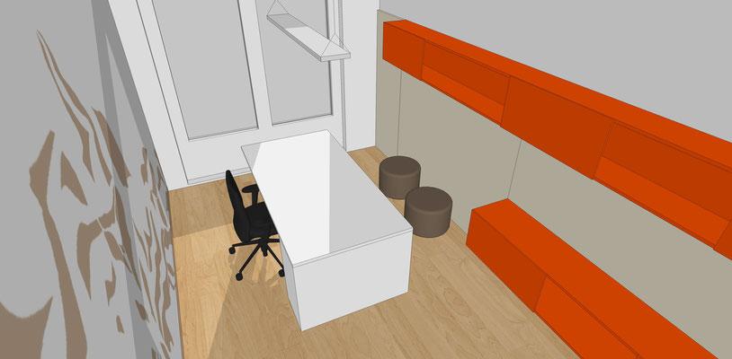 Firma Paraxel - Büro 1