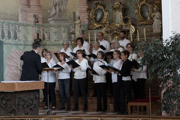 Der Chor - Fotos: Aschwin Gopalan
