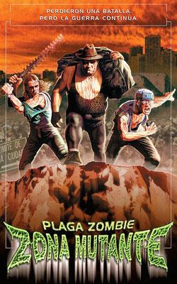 Affiche de Plaga Zombies