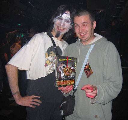 Magdad et Zdevan
