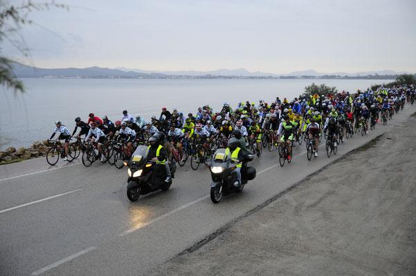 Mallorca M312 - Die ersten Kilometer
