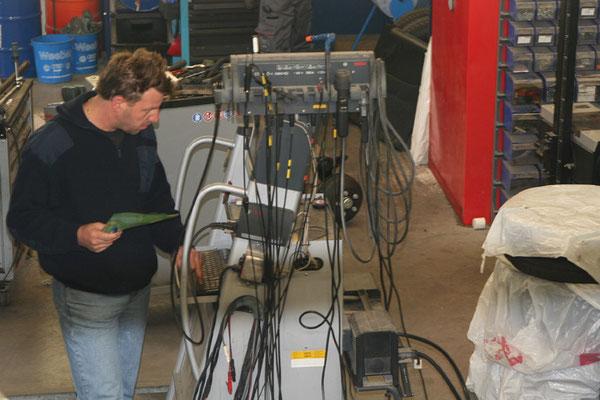 Kfz-Diagnose / Motordiagnose im Kfz-Meisterbetrieb in Rutesheim bei Leonberg