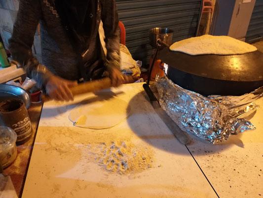 Brot mit Zatar