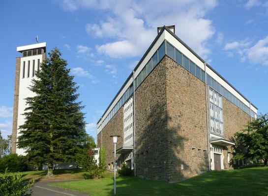 Sankt Dreifaltigkeit in Krofdorf