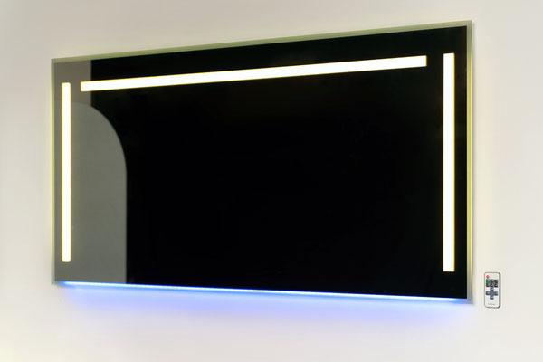 Spiegel Duo Wandspielgel RGB LED 38