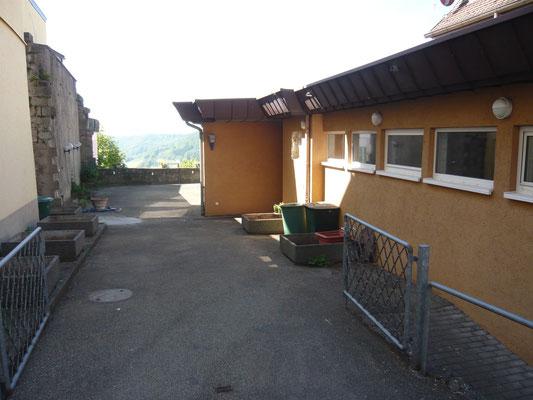 Hotel Krone in Langenburg vorher