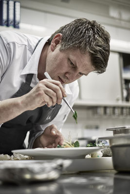 Erik Arnecke Chef Michelin