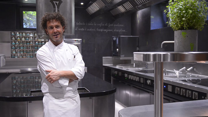 Stefano Baiocco Chef Michelin