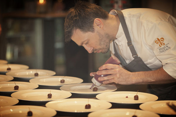 Nicolas Beaumann Chef Michelin