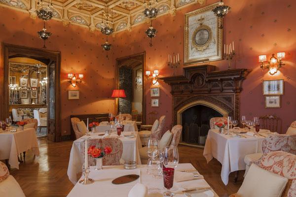 dining room © Villa Feltrinelli