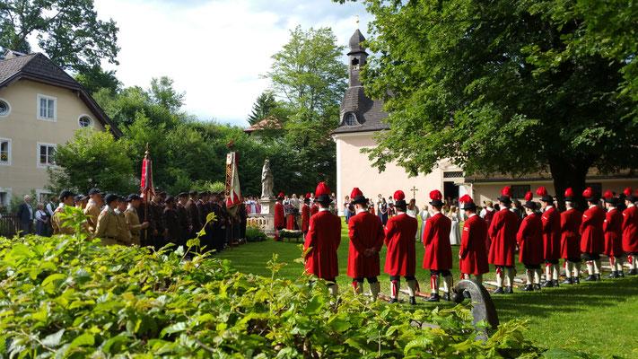 Festgottesdienst in St. Jakob