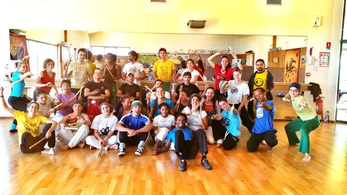 CECA - Bincadeira de angola 2 - Participants