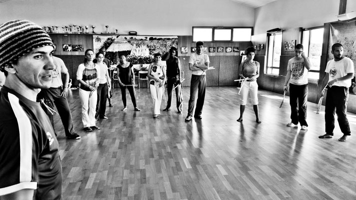 CECA - Bincadeira de angola 2 - Capoeira angola - Maculele 5