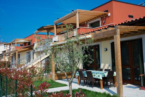 Residence Fontanon Ferienwohnungen Barodlino