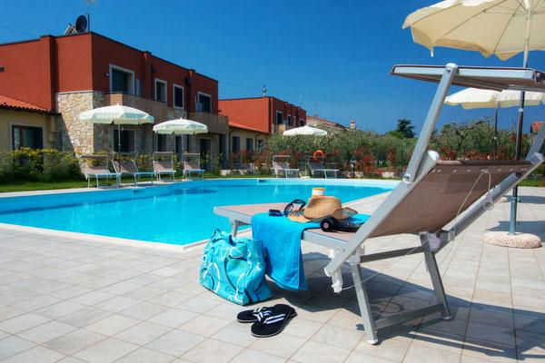 Pool Ferienwohnungen Barodlino