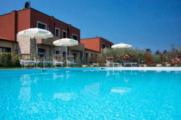 Residence Fontanon Pool