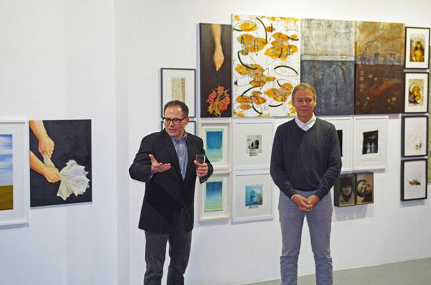 Winterkunst | BBK Jahresausstellung 2019 © Marcus Schmitz