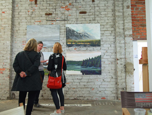 Kunstpunkte Düsseldorf-Süd 2017 © Karl Kröger