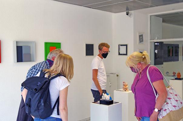 Kunstpunkte Düsseldorf 2020 © Marcus Schmitz