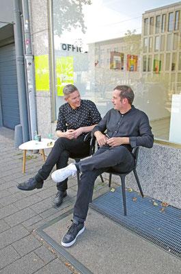 Kunstpunkte Düsseldorf 2020 © Ina Caspari