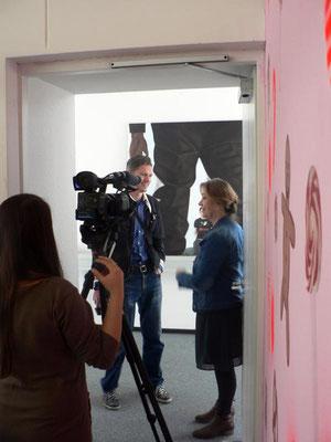 Düsseldorfer Künstler e. V Jahresausstellung 2014 © Marcus Schmitz