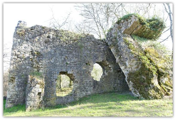 Chateau de la Trave à Preychac