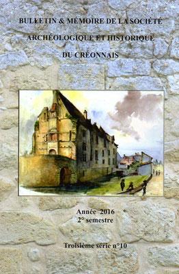 Bulletin annuel 2016