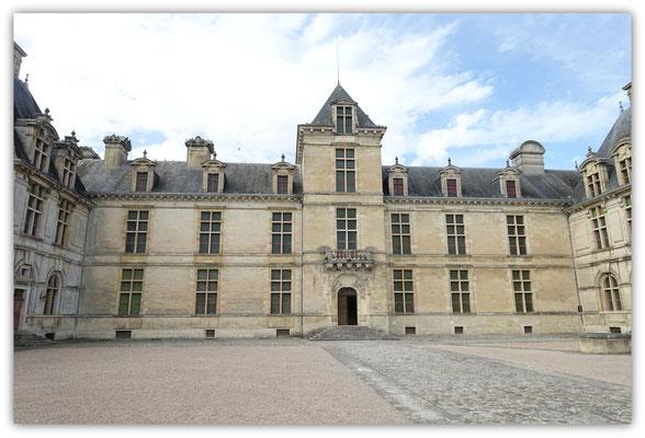 Château des Ducs d'Epernon