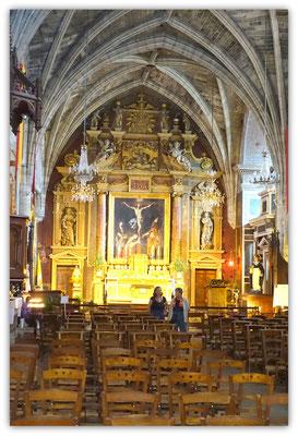 Eglise Saint Martin de Cadillac